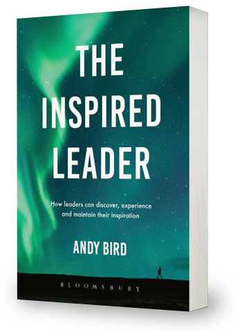 The Inspired Leader book